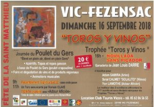 Vic Fezensac-Saint Matthieu2018
