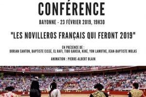 Bayonne-plazadetodos-conférence
