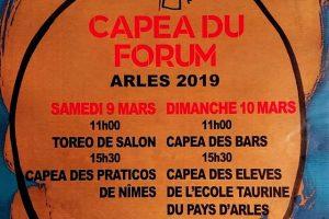 Arles-capea forum2019