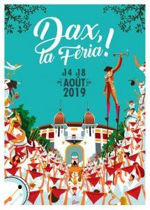 Dax-Affiche Feria 2019