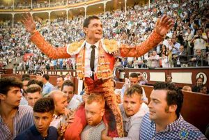 Madrid-Paco Ureña-triomphe