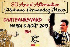 Chateaurenard-affiche meca 30 ans