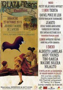 Rodilhan-affiche2019 - programme