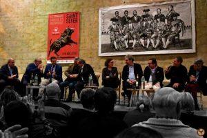 Saint Sever-conférence-40ans