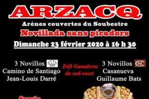 Arzacq-novillada2020