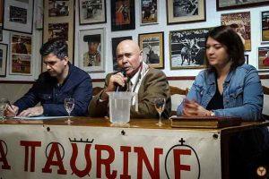 Mdm-A Los Toros-conférence-Le Sur