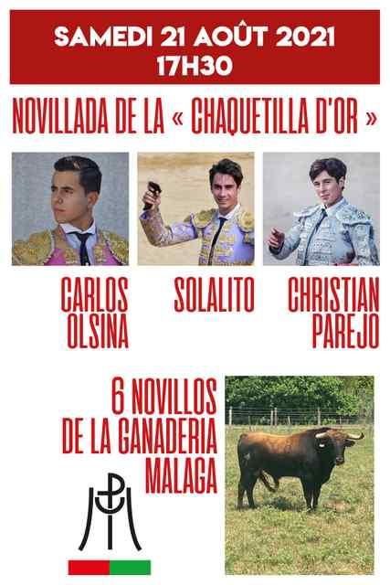 SAINT-GILLES Feria visuels présentation