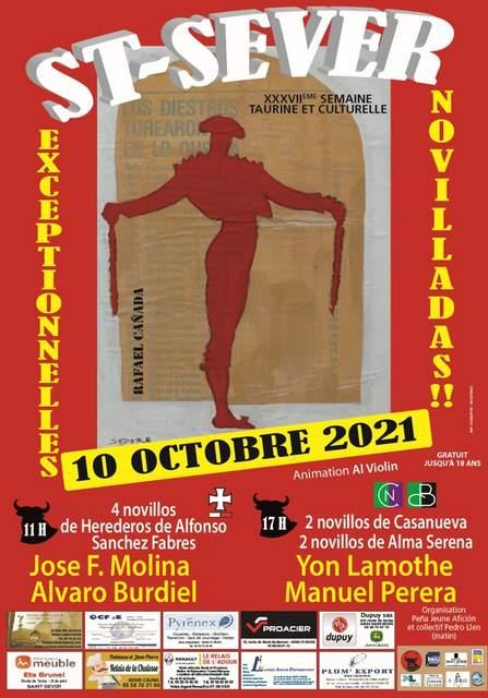 Saint Sever-affiche2021
